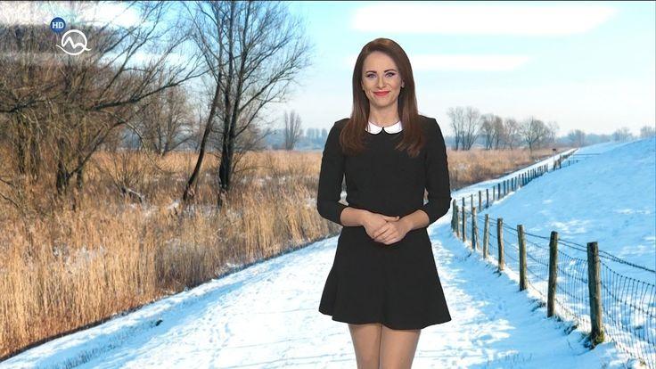 Lenka sexy weather girl